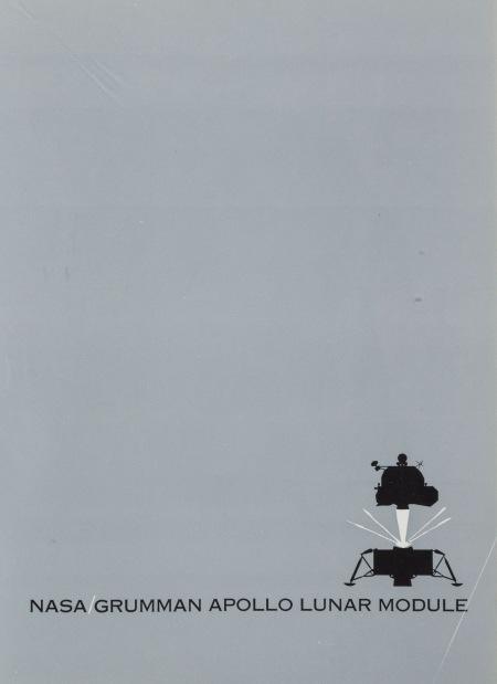 Grumman Luna Module Cover