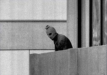 Masacre de Múnich. Juegos Olímpicos de 1972.