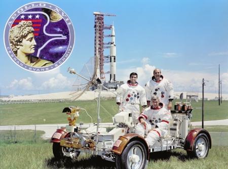 Apolo 17.