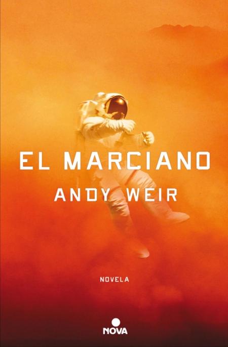 El marciano (libro)