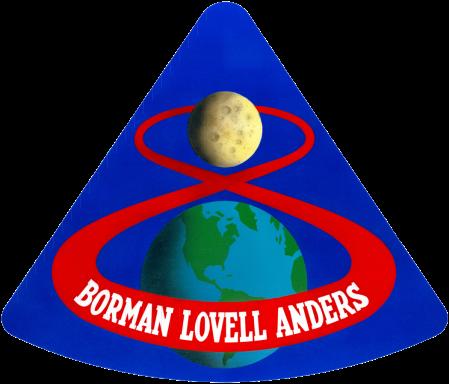 Insignia del Apolo 8