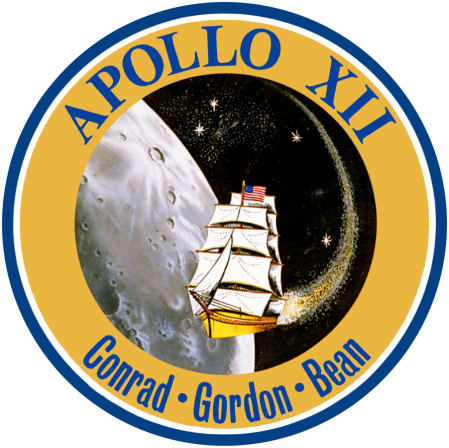 Insignia del Apolo 12