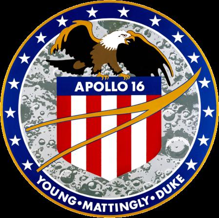 Insignia del Apolo 16