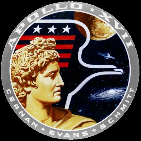 Insignia del Apolo 17