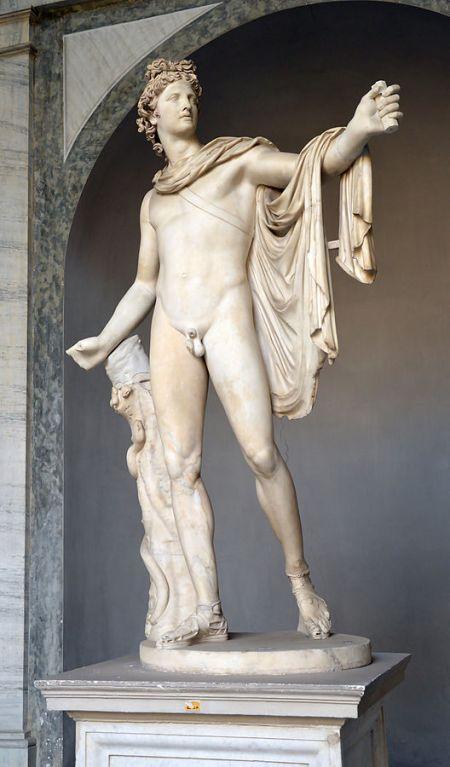 El Apolo de Belvedere