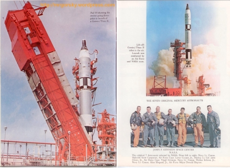 08 y 09 JFK Space Center Souvenir Book