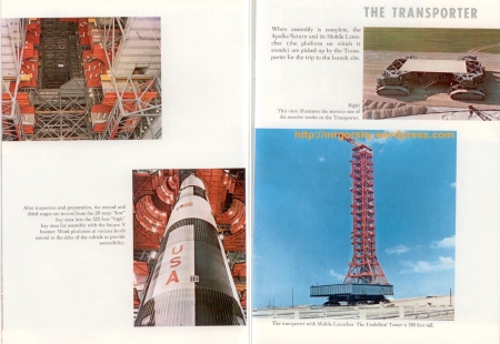 12 y 13 JFK Space Center Souvenir Book