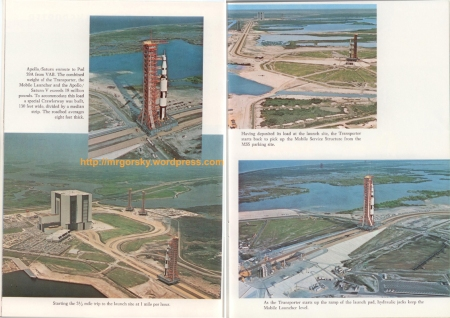 14 y 15 JFK Space Center Souvenir Book