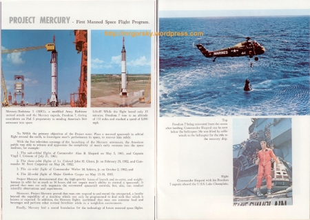 20 y 21 JFK Space Center Souvenir Book