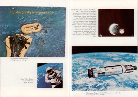 26 y 27 JFK Space Center Souvenir Book
