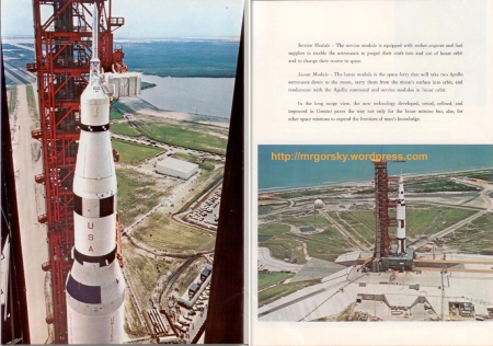 30 y 31 JFK Space Center Souvenir Book