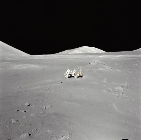 Apolo 17 - GPN-2000-001149