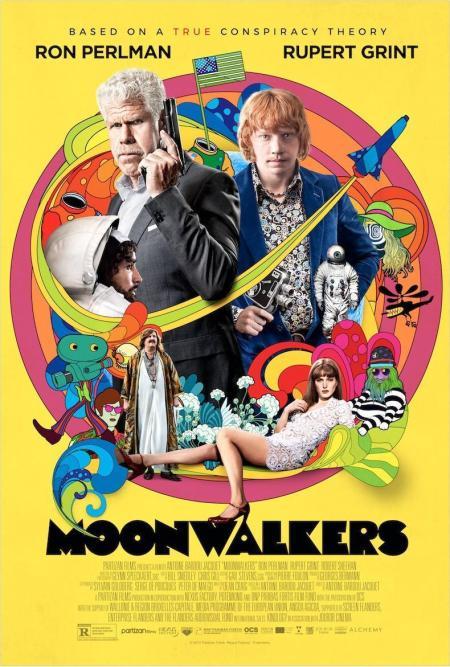 Moonwalkers, basada en la verdadera teoría de la conspiración
