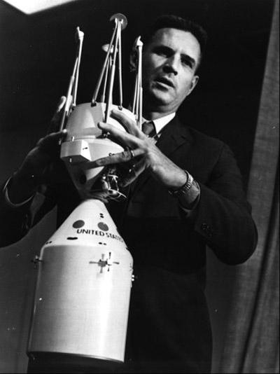 Joseph F. Shea, un gran ingeniero