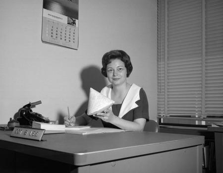 Dorothy Lee, la protectora de los astronautas